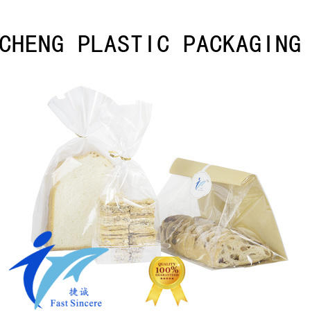 dust free long cellophane bags overseas market for snacks FAST SINCERE