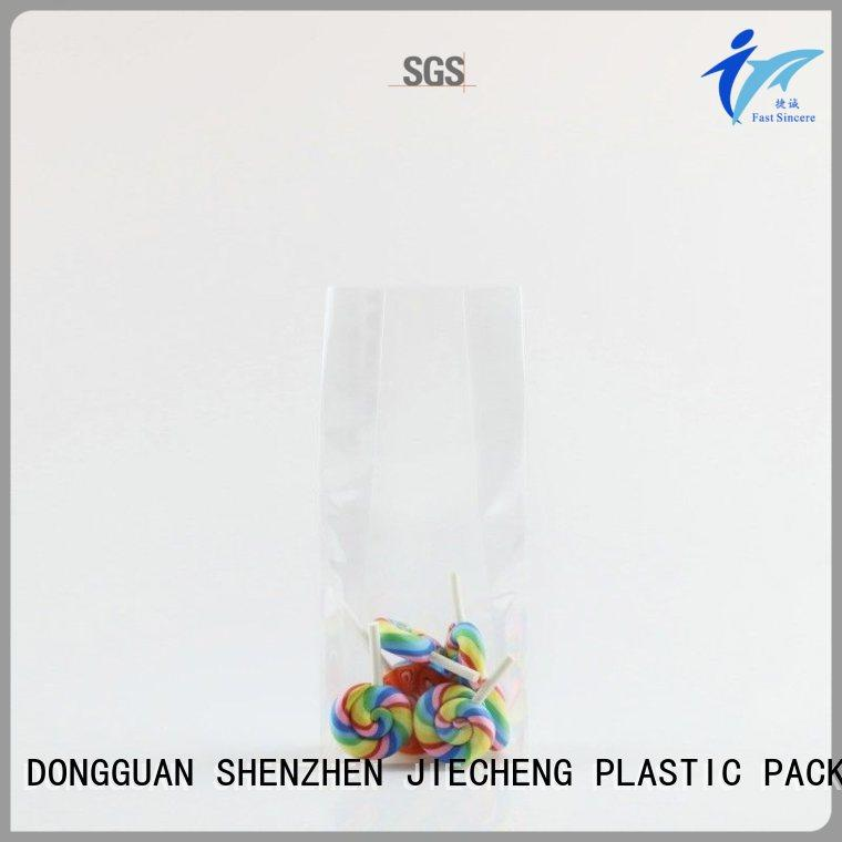 small cellophane bags for sweets clear for rice