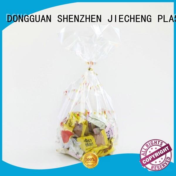 FAST SINCERE greaseproof plastic packing bags company for bugers