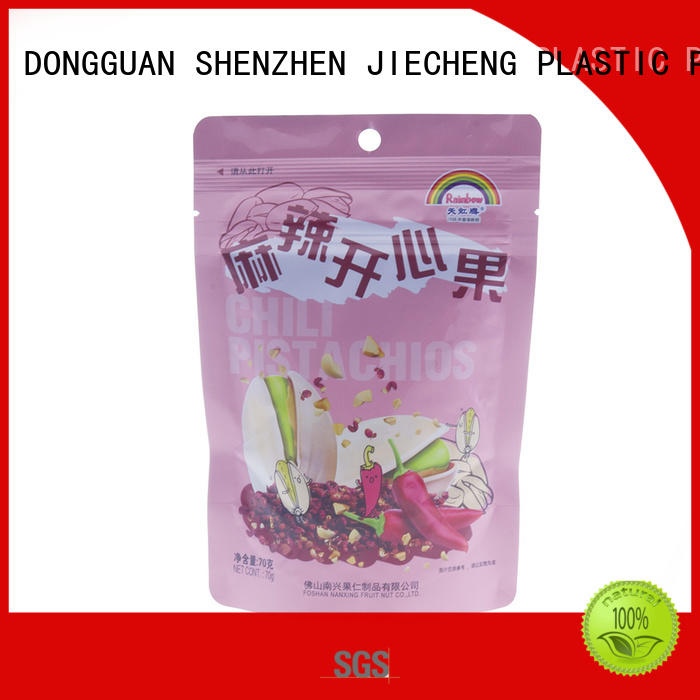 FAST SINCERE durable stand up pouch bags marketing for candy