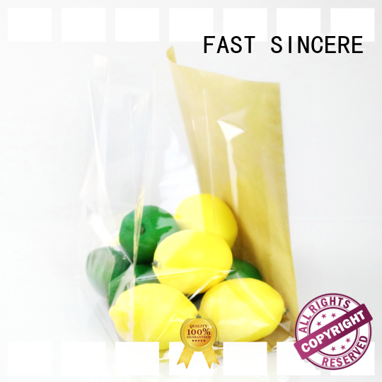 FAST SINCERE bag large cellophane christmas gift bags Suppliers for sugar
