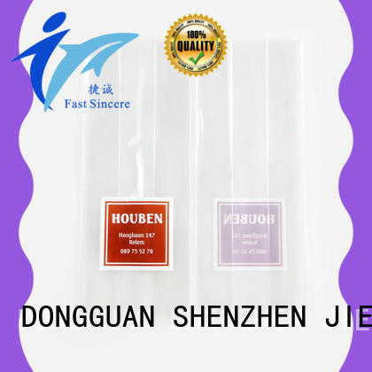 FAST SINCERE Wholesale plastic bags wholesale factory for bugers