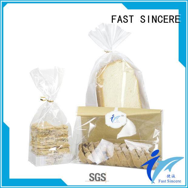 Candy Bag was Made of BOPP Cello Material in Wholesale China