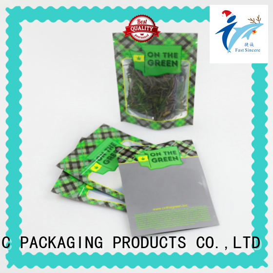 Latest stand up pouch with window lock manufacturers for seeds