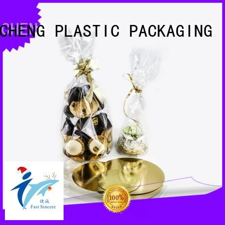 FAST SINCERE Custom high density polyethylene bags Suppliers
