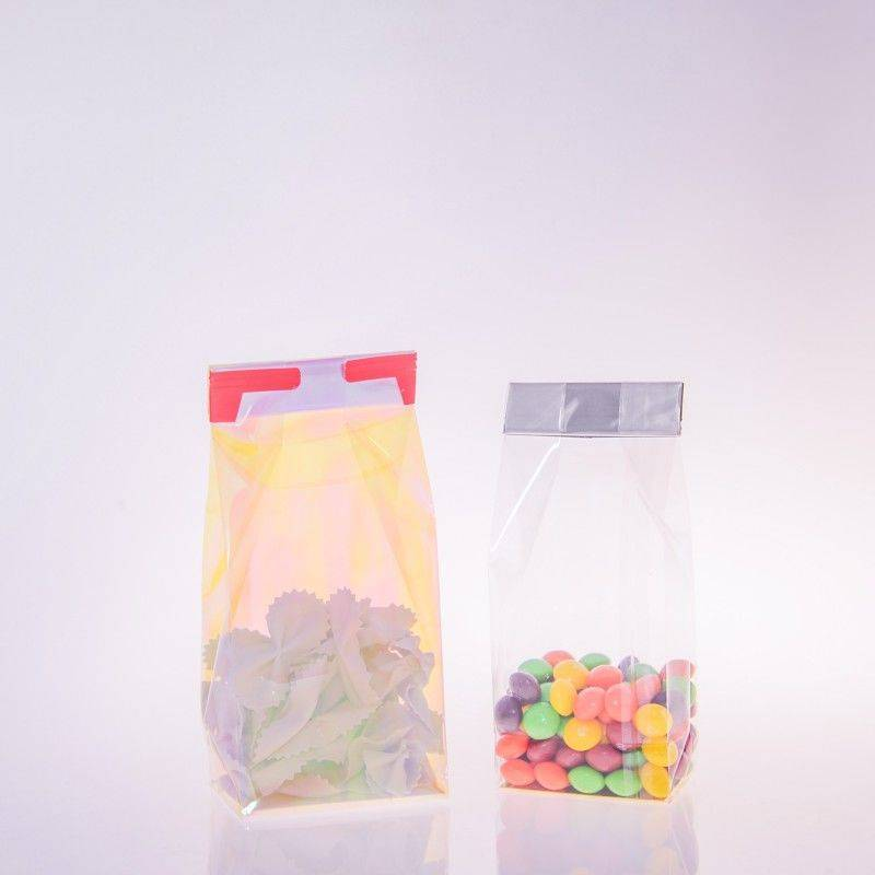 Holographic Film Transparent Candy Bag