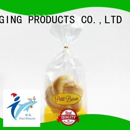 FAST SINCERE package food packaging plastic bag for wholesale for sweets