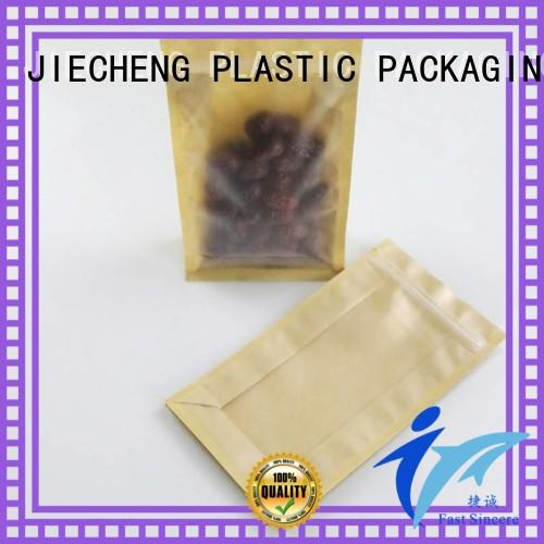 FAST SINCERE bag small brown kraft paper bags supply for cookies