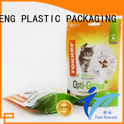 paper aluminum bags food packaging producer for superfoods FAST SINCERE