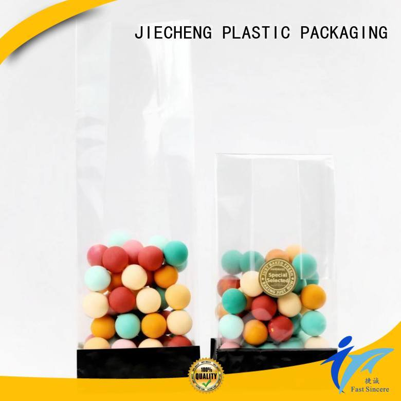FAST SINCERE transparent where to buy cellophane bags for sweets