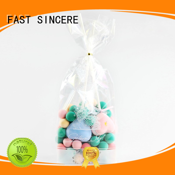 long cellophane bags bag for sweets FAST SINCERE