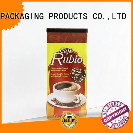 FAST SINCERE packing food pouches wholesale Supply for coffee powder