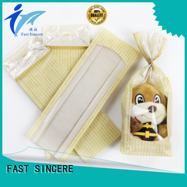 cost effective plastic cellophane bags for snacks