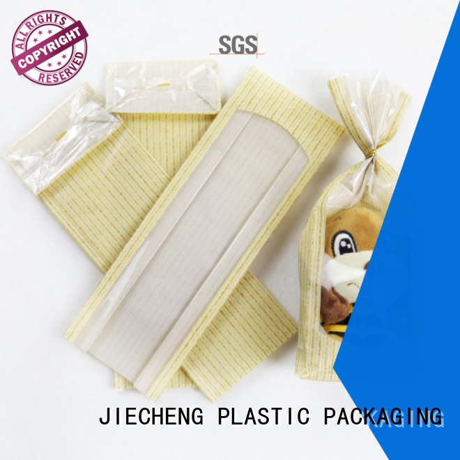 durable custom plastic bags for wholesale for sweets