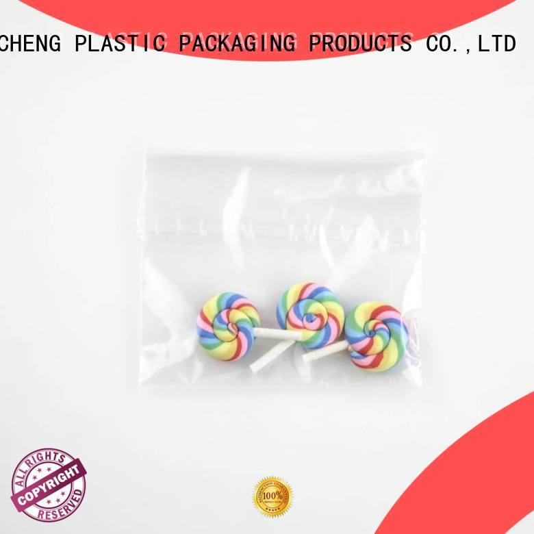 affordable price self adhesive bag cellophane for bread